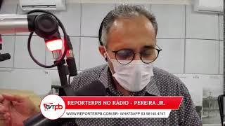 Programa Reporterpb no Rádio do dia 24 de Setembro de 2021