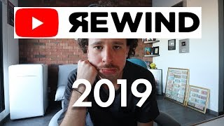 ¿Por qué no salí en el YouTube Rewind 2019?