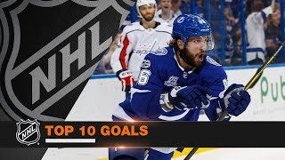 10 Amazing Goals from Opening Week of the 2017-18 season