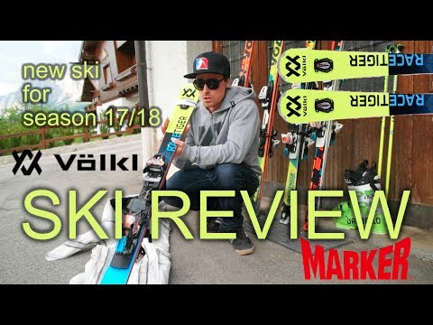 Ski Review – Volkl Racetiger SL new for 17/18