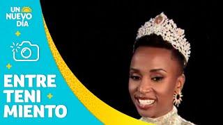 La nueva Miss universo 2019 cree en el poder femenino   Un Nuevo Día   Telemundo