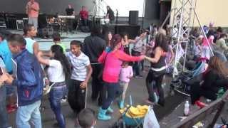 Romský festival v Karviné 2013
