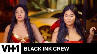 Young Bae Attacks the New Manager | Black Ink Crew