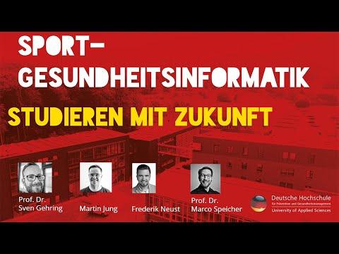 , title : 'Webinar: Bachelor of Science Sport-/Gesundheitsinformatik