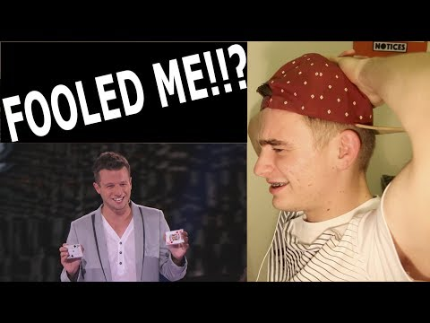 Magician REACTS to Mat Franco on SEMIFINAL of America's Got Talent (видео)