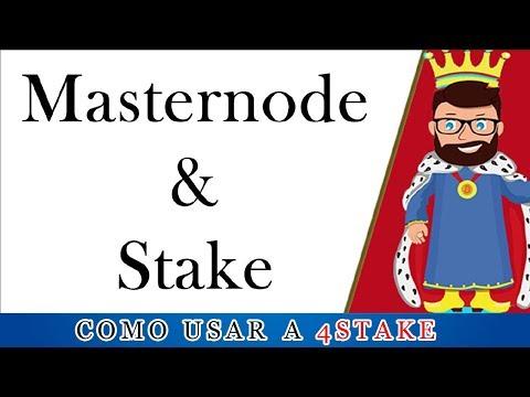 Multiplique suas moedas através de Stakes e Masternodes (TUTORIAL) 💎