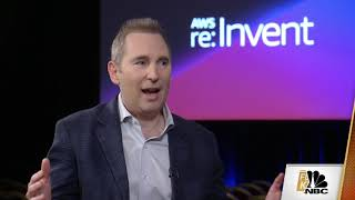 AWS CEO Andy Jassy talks competition and innovation in an interview at re:Invent 2018 | Fortt Knox