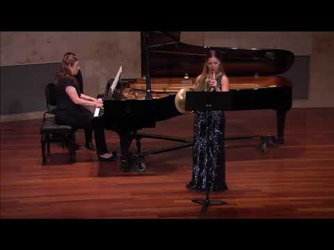 From senior recital at San Francisco Conservatory of Music: Excerpt from Strauss Horn Concerto No. 2, mvt. 1