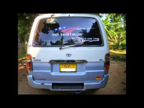 Toyota Dolphin Van for sale in Sri lanka - смотреть онлайн