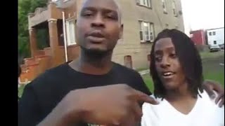 Rico Recklezz & BigTUpNext On The Block A Week After Lil Jojo Death(Before Beef 2012)