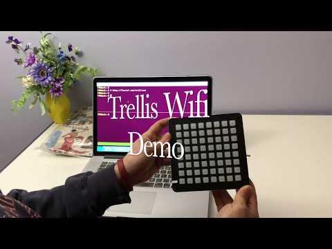 Trellis Wifi Demo