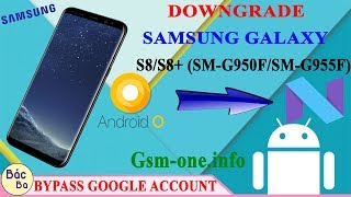 how to downgrade android 9 pie to android 8-0 oreo on
