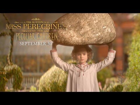 Miss Peregrine's Home for Peculiar Children (Trailer 2 Sneak Peek)