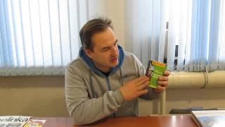 Неомид - масло для интерьера, 0.75 от компании ЭКО-ДОМ - видео