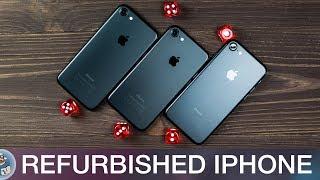 REF: что такое ВОССТАНОВЛЕННЫЙ iPhone? Как не купить подделку?
