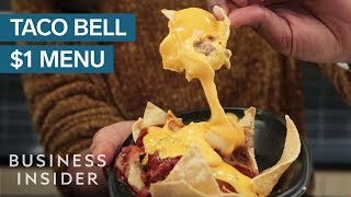 We Tried Everything On Taco Bell