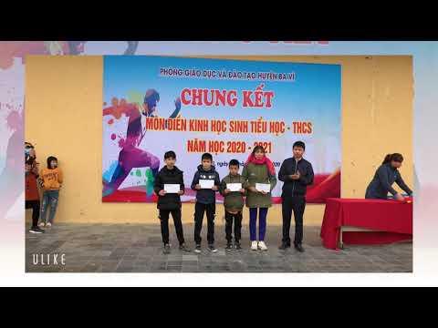 Phóng sự trường Tiểu học Minh Quang A