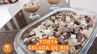 #40 - Como Fazer Torta Gelada de Bis
