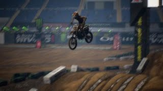 Monster Energy Supercross 2 Custom Track: 2019 Anaheim 1