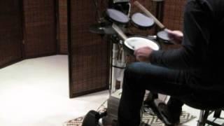 Duran Duran - Breath After Breath [drum cover]  Roland HD-3