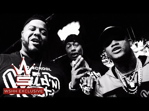 """Nick Cannon - """"Pray For Him"""" (Eminem Diss) feat. The Black Squad (WSHH Exclusive)"""