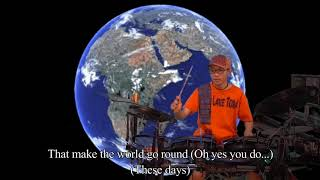 DJ Cassidy ft. R. Kelly - Make The World Go Round (Drum Cover by Timothy Liem) (with lyrics)