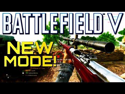 Battlefield 5: NEW Rush and Ross Sniper Gameplay! (Battlefield V)