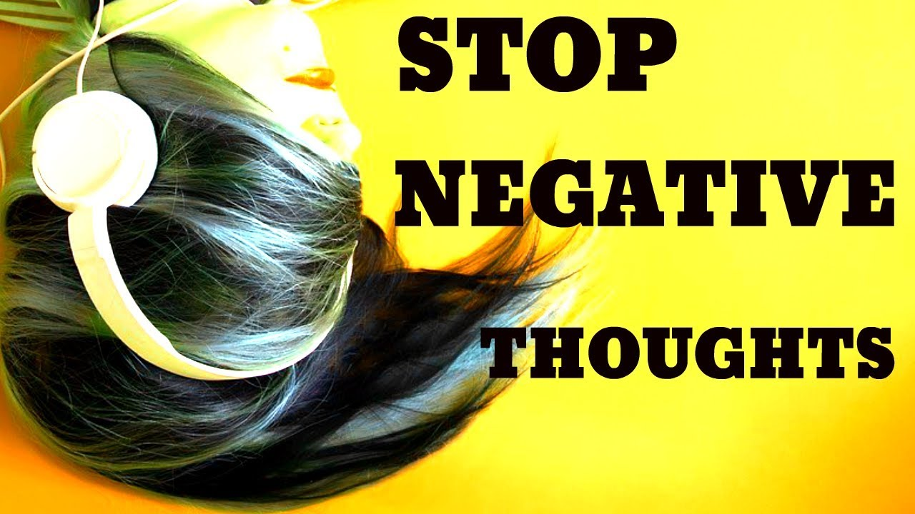 How Can I Stop Negative Thinking | TotalTransformation