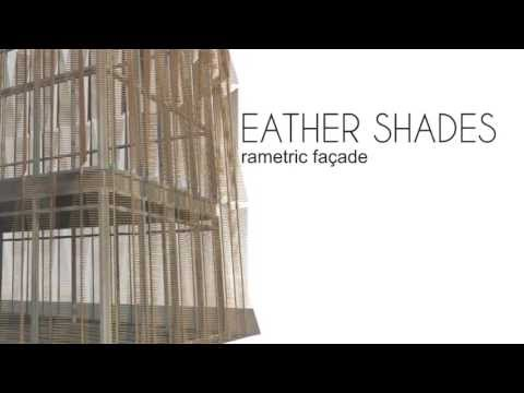 Feather Shade - Parametric Facade | Youtube Search RU | Поиск видео