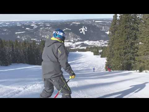 Can you still telemark ski with bad knees?