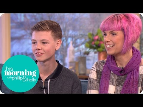 I Secretly Gave My Son Cannabis to Save His Life | This Morning