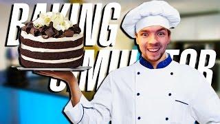MASTER OF CAKE! | Baking Simulator