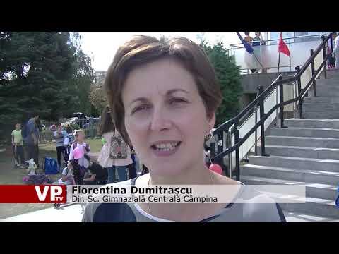 """""""Săptămâna Europeană a Mobilităţii"""" la Şcoala Centrală din Câmpina"""