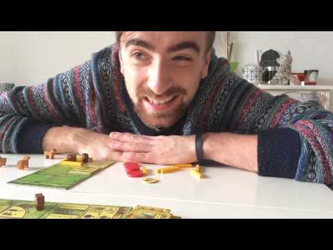 Gareth Reviews Agricola: All Creatures Big and Small