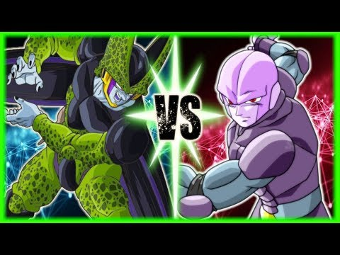 Perfect Cell Vs Hit part 2