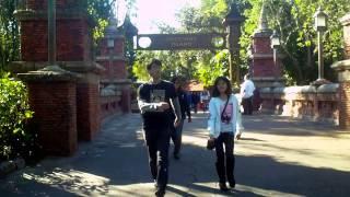 Two Happy Children Farm @ Disney World - Epcot, Magic Kingdom