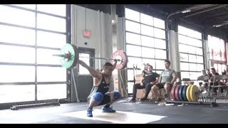 ALP Weightlifting - Provincial Championships