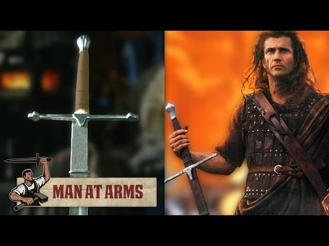 William Wallace'S Claymore (Braveheart)