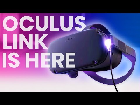 Oculus Link For Quest Is Here! Setup & Cable Tips