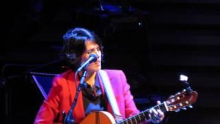 Tanita Tikaram @ Kings Place - Cathedral song 2016-04-14
