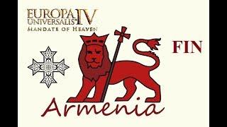 🍄FIN |  El último capítulo de EU4 | EU4: Mandate of Heaven | Armenia |  #52