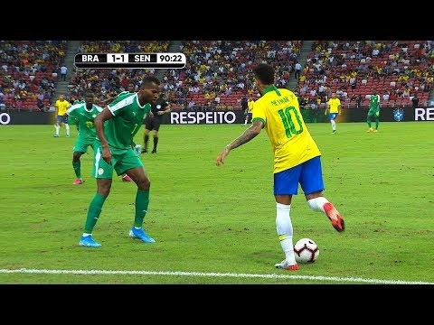 Neymar Jr vs Senegal | 2019 HD 1080i