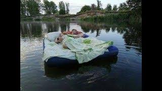 Рыбалка не для слабонервных! Приколы на рыбалке)))