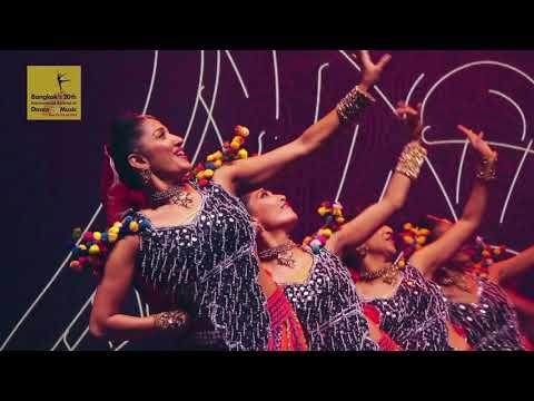 Taj Express Bollywood Musical, India (видео)