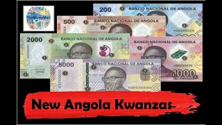 New Angola Kwanza Series Preview