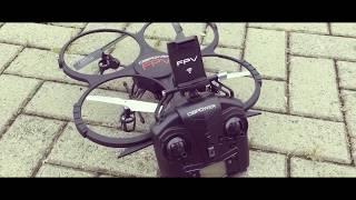 UDI U818A Drohne Quadrocopter Review Test