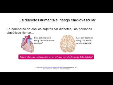 Azúcar en la sangre la diabetes