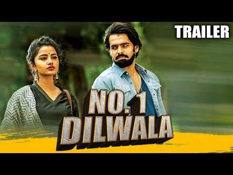 No. 1 Dilwala (Vunnadhi Okate Zindagi) Official Hindi Dubbed Trailer 2 | Ram Pothineni, Lavanya