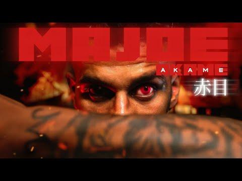 Majoe - 🔴 Akame 赤目 🔴 [ official Video ] prod. by Pri ten