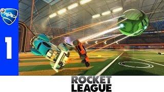 DragonFeuFollEdinsonCavani Ne Marque Toujours Pas ! (Rocket League Funny Moments #1)